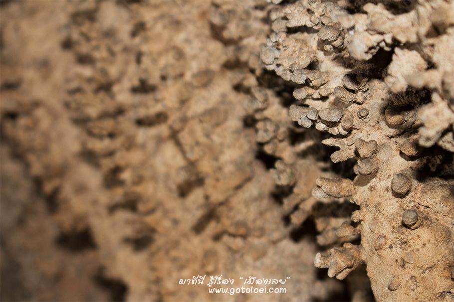 รูปภาพมหัศจรรย์ธรรมชาติ ถ้ำประกายเพชร อำเภอนาด้วง จังหวัดเลย