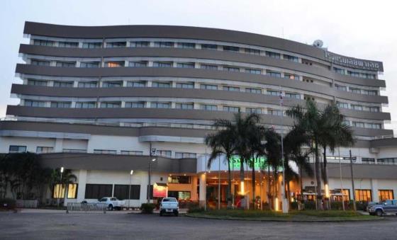 เลยพาเลซ (Loei Palace Hotel)