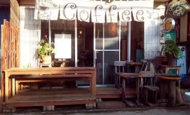 Open & Close Cafe