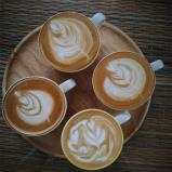 รูปภาพเพลิน Coffee Library  Art By เอิ้น พิยะดา
