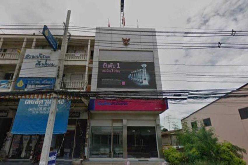 บริษัทเมืองไทยประกันชีวิตจำกัดมหาชนสาขาเลย