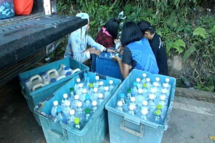 แปลกดีชาวบ้านในอนาแห้วรองน้ำที่ไหลจากป่ากินดื่มนานกว่า40ปีไม่เคยป่วย