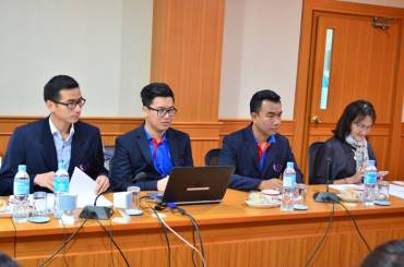 รูปภาพราชภัฏเลยจัดการประชุมจัดกิจกรรม CSR บริจาคโลหิต