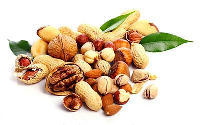 ถั่วและเมล็ดพืช อาหารสมอง
