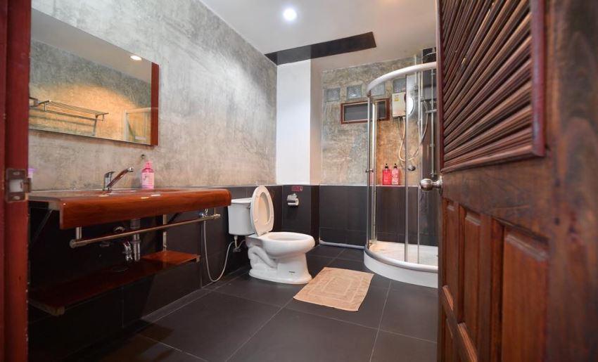 ห้องน้ำ บ้านสุขนิยม