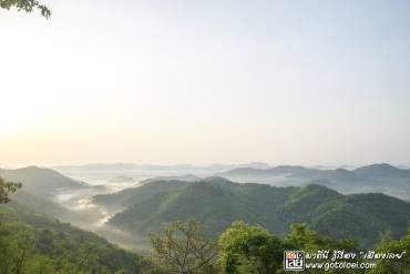 รูปภาพเที่ยวภูบ่อบิด ชมทะเลภูเขา คละเคล้ากับสายหมอก