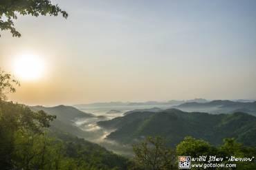 รูปภาพรูปภาพเที่ยวภูบ่อบิด ชมทะเลภูเขา คละเคล้ากับสายหมอก