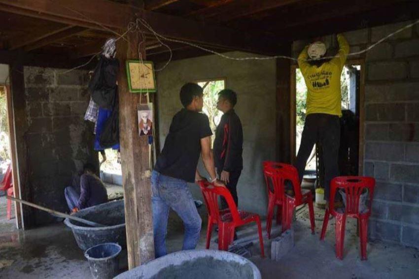 โครงการก่อสร้างที่พักอาศัยแก่ผู้สูงอายุที่ยากไร้และพิการทางสายตา
