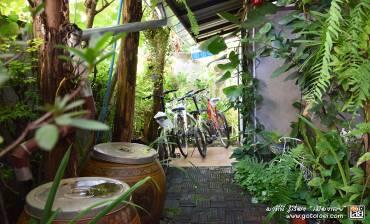 จักรยาน บ้านพักกายพักใจ