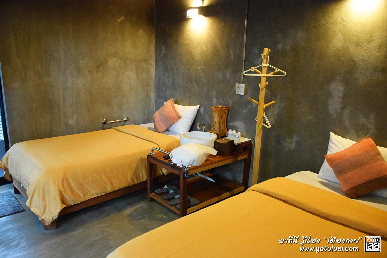 ห้องพักชั้น 1 มีสิ่งอำนวยความสะดวกสำหรับผู้พิการและผู้สูงอายุ บ้านพักกายพักใจ.jpg