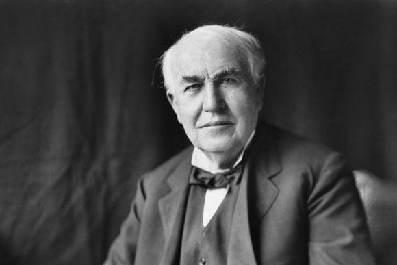 ทอมัส แอลวา เอดิสัน (Thomas Alva Edison) คนที่เคยล้มเหลว