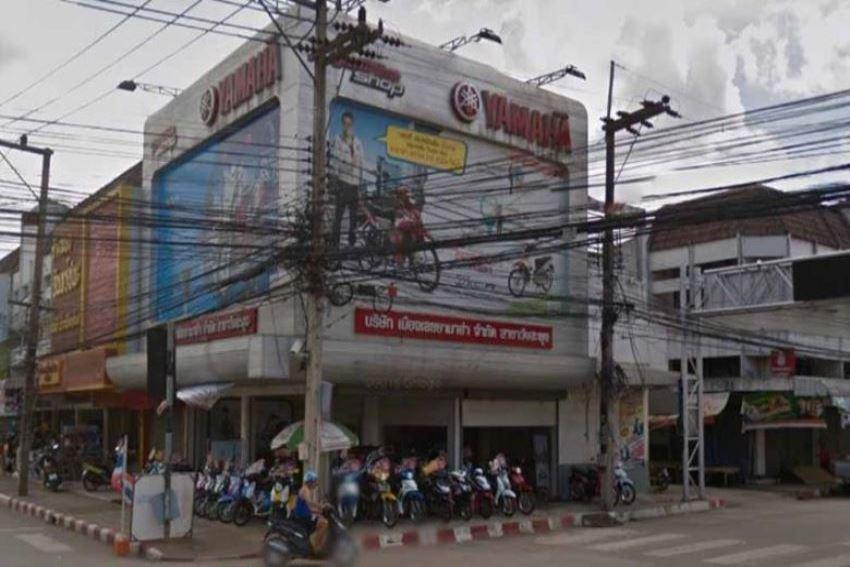 บริษัทเมืองเลยยามาฮ่าจำกัดสาขาวังสะพุง