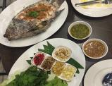 เมี่ยงปลาเผา รวย รวย อาหารพื้นเมือง 4 ภาค
