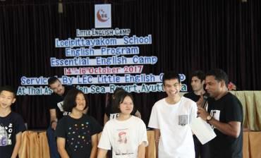 รูปภาพEnglish Program เข้าร่วมกิจกรรม Math Science English and Cultural Camp