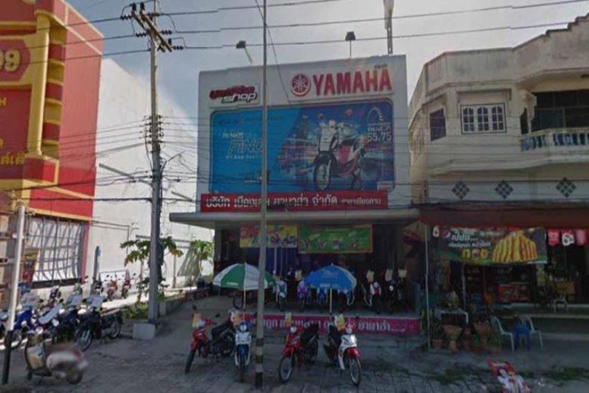 บริษัทเมืองเลยยามาฮ่าจำกัดสาขาเชียงคาน