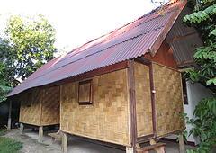 Bamboo Hut  ขนาดเล็ก