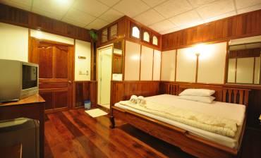 ห้องสำหรับ 2 ท่าน โรงแรมสุขสมบูรณ์